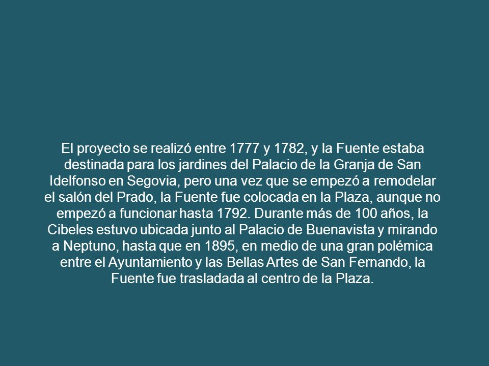 A la izquierda de la foto se encontraba el palacio de Alcañices que se derribó para construir el Banco de España.