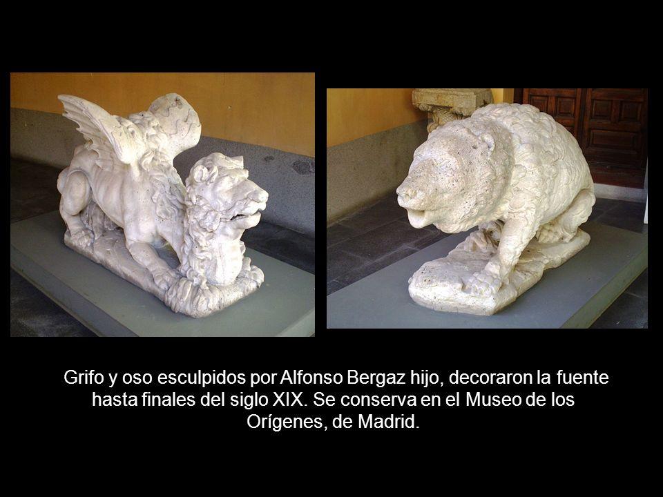 La fuente de Cibeles, la conocemos hoy como un monumento artístico, pero en sus comienzos, fue de utilidad para los madrileños, ya que tenía dos caños