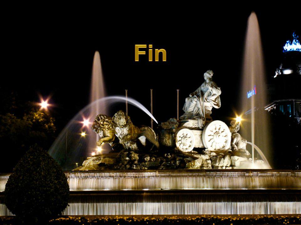 La Cibeles ha sido es y será… uno de los grandes símbolos de Madrid