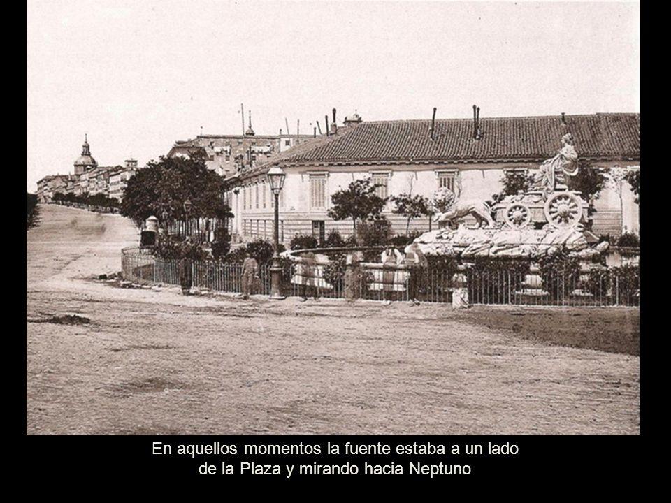 Cibeles y Banco de España
