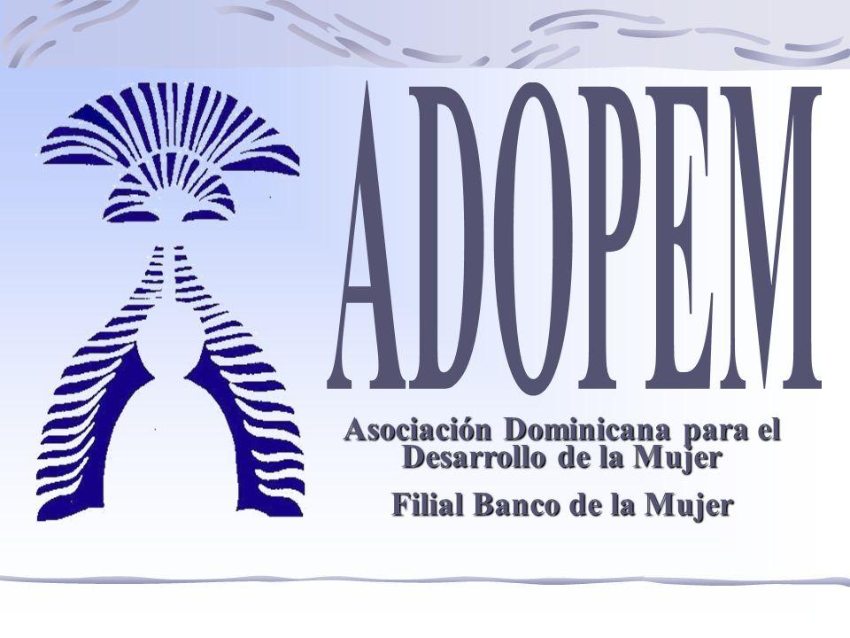Asociación Dominicana para el Desarrollo de la Mujer Filial Banco de la Mujer