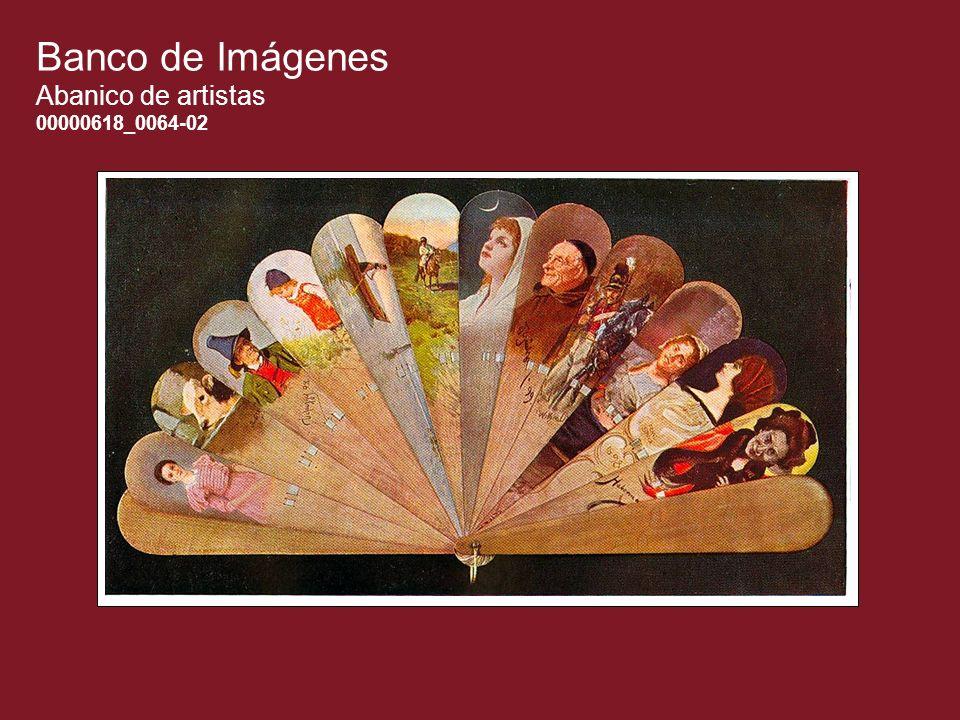 Banco de Imágenes Abanico de artistas 00000618_0064-02