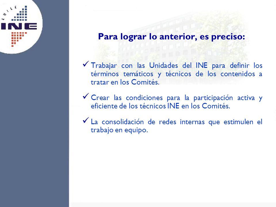PLANIFICACIÓN Y SEN Definiciones Básicas: –¿Qué se entiende por Planificación Estadística –Qué se entiende y cómo es el Sistema Estadístico Nacional de Chile.