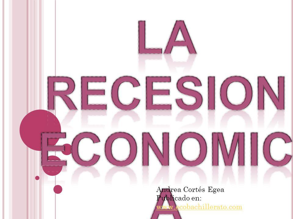Andrea Cortés Egea Publicado en: www.ecobachillerato.com