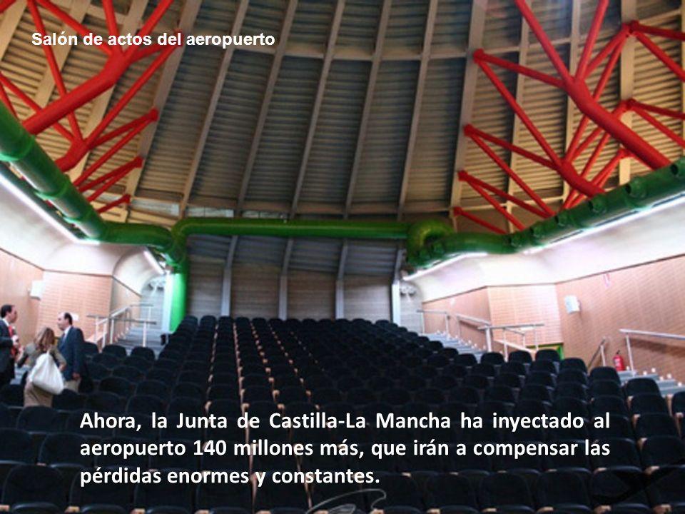 Buena parte de ellos los ha puesto Caja Castilla La Mancha, que ha sido intervenida por el Banco de España, avalándola con 9.000 millones de euros de dinero público.