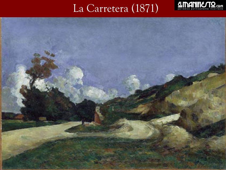 Sintiéndose limitado e incapaz de pintar, regresó a Aix y aceptó un empleo en el banco de su padre, pero en 1862 decidió volver a París para consagrar