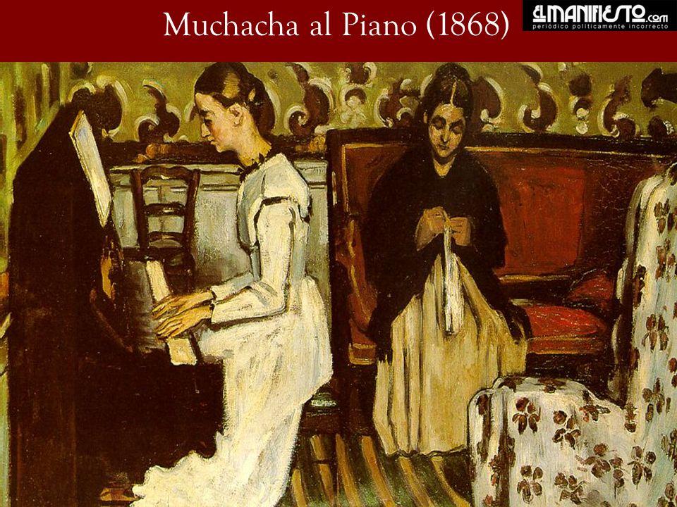 Muchacha al Piano (1868)