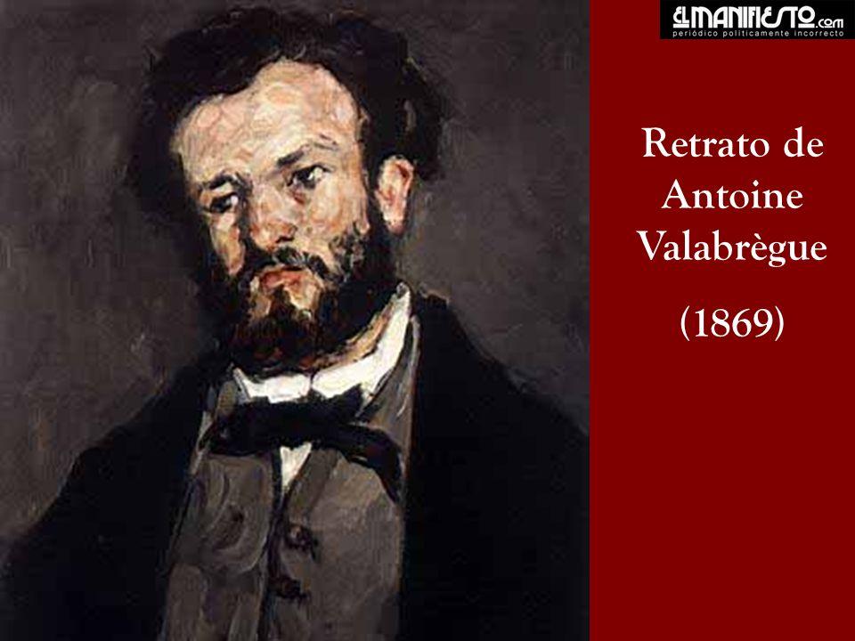 Retrato de Antoine Valabrègue (1869)