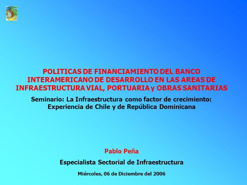 Estrategias Sectoriales del Banco para América Latina y El Caribe