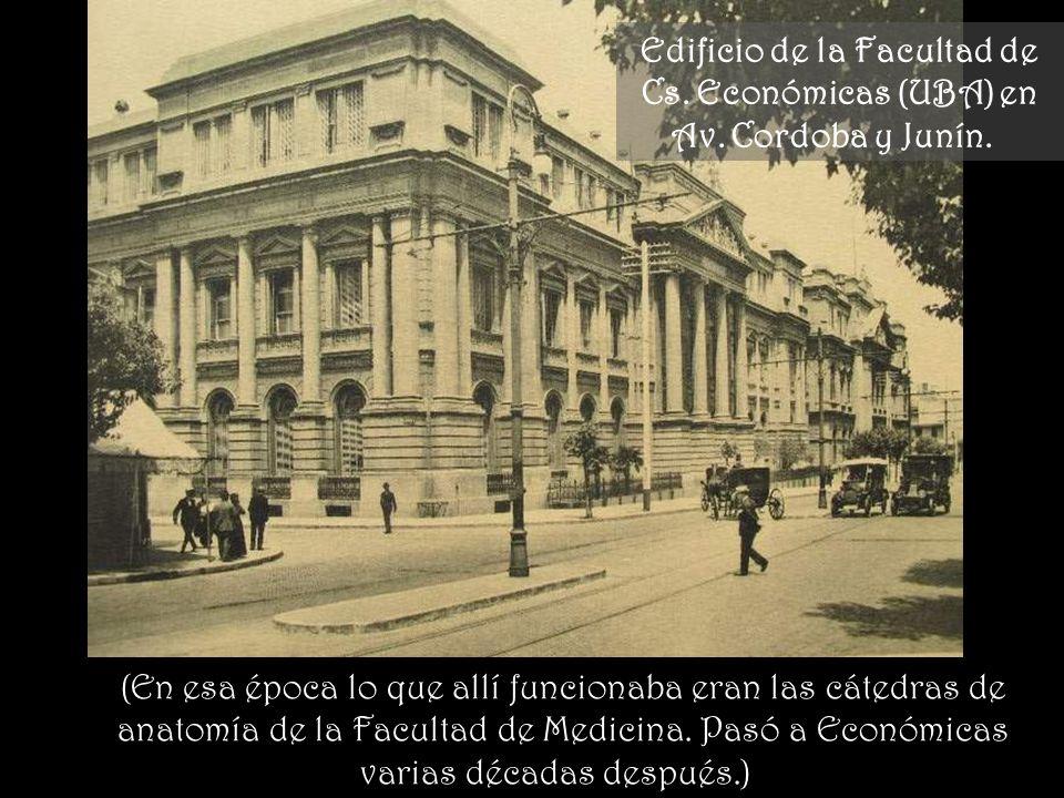 Edificio de Tribunales.