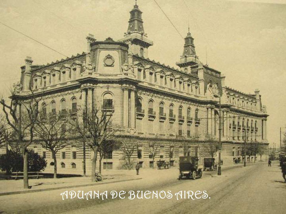 (En esa época lo que allí funcionaba eran las cátedras de anatomía de la Facultad de Medicina.