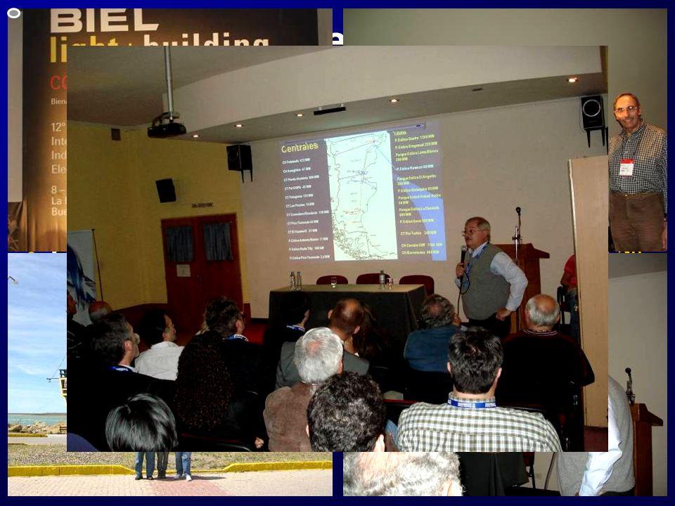 El Proyecto de Energías Renovables gana el 2° premio en el rubro Eficiencia Energética en la BIEL 2011 light+building El Proyecto de Energías Renovabl