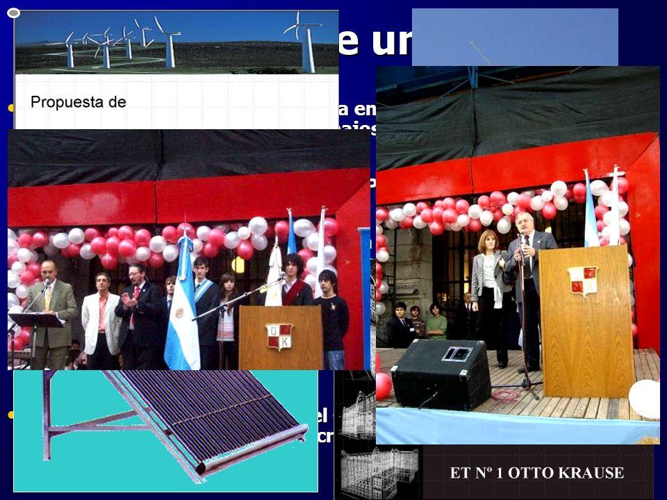 Finales de 2008 => se presenta la empresa CUNUMI para coordinar el comienzo de los trabajos de refacción del edificio para el año 2009 … Finales de 20
