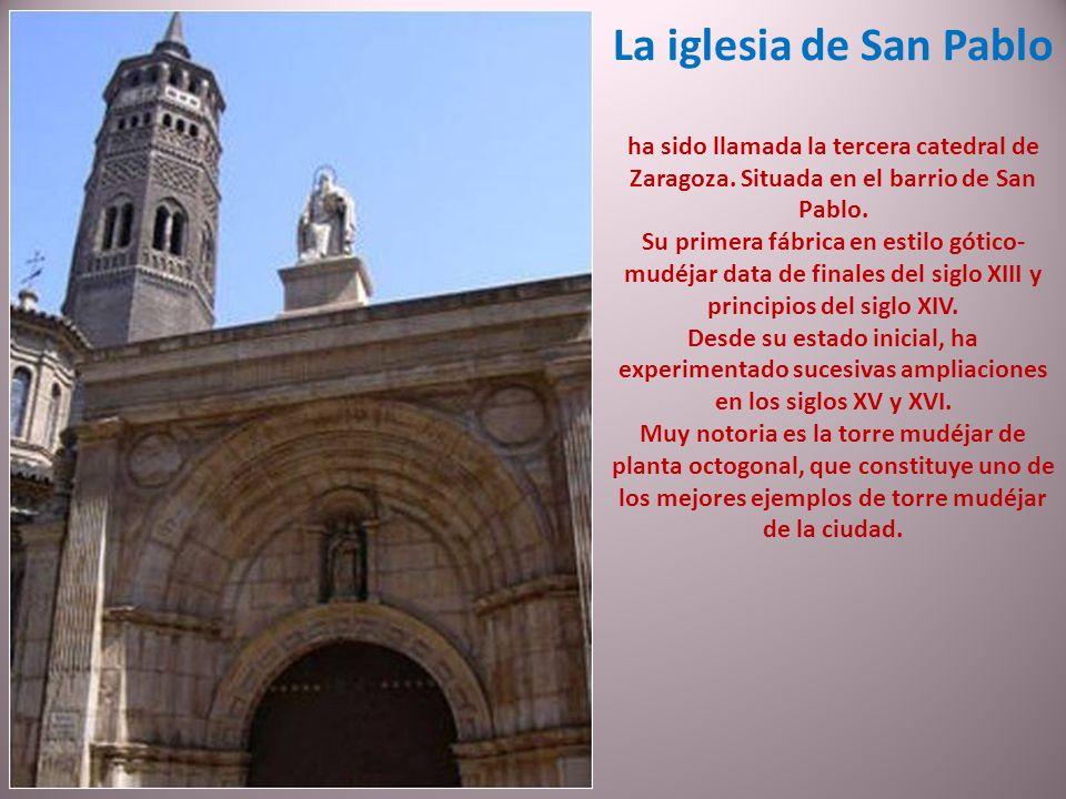 Zaragoza es una ciudad bimilenaria por la que han pasado la práctica totalidad de las civilizaciones que han dominado la Península Ibérica y de las qu