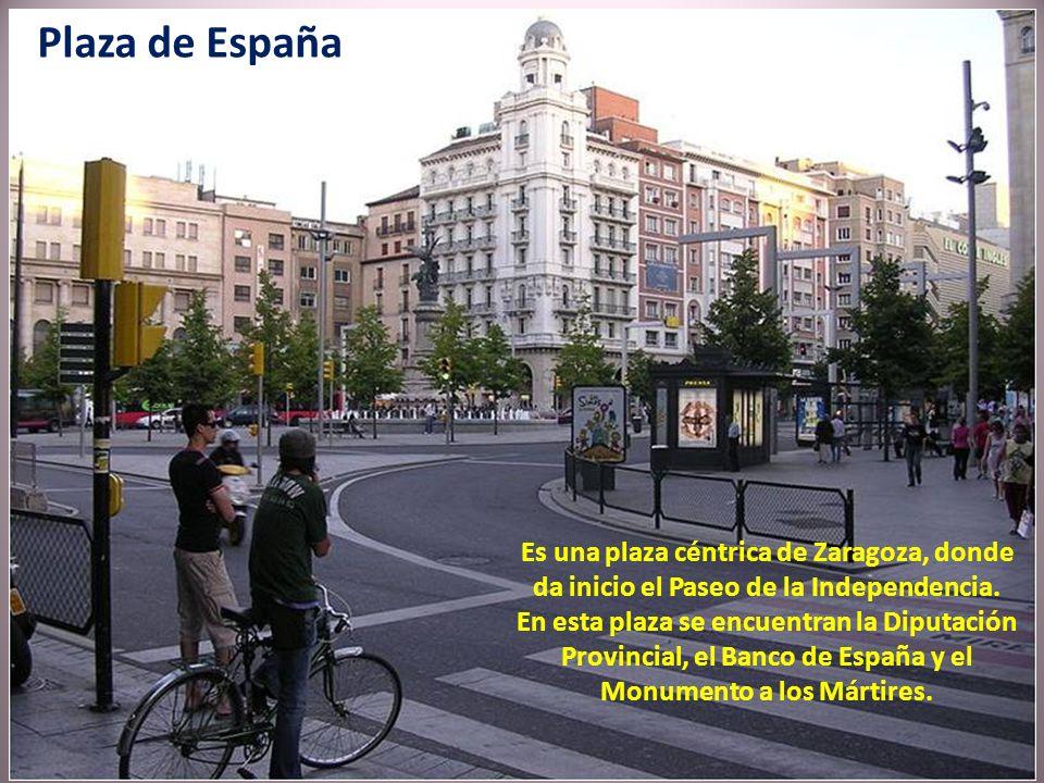 La ciudad de Zaragoza, es la capital de la Comunidad Autónoma de Aragón y de la provincia de Zaragoza. Su tierra está bañada por el Ebro, el río más c