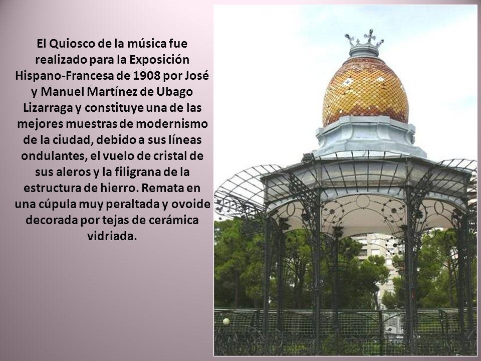 El Batallador es un gran monumento dedicado al rey Alfonso I El Batallador, inaugurado en 1925 como conmemoración del octavo centenario de la reconqui