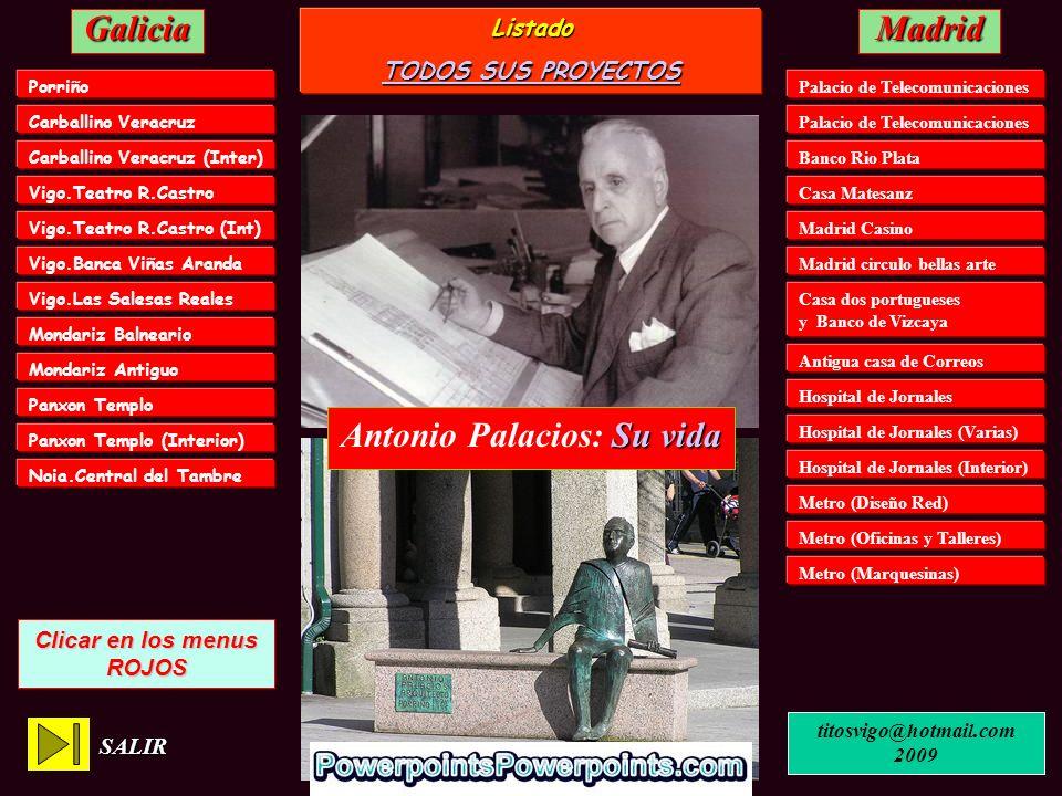 1932-1937 Templo Votivo del Mar, Panxón (Nigrán) Volver