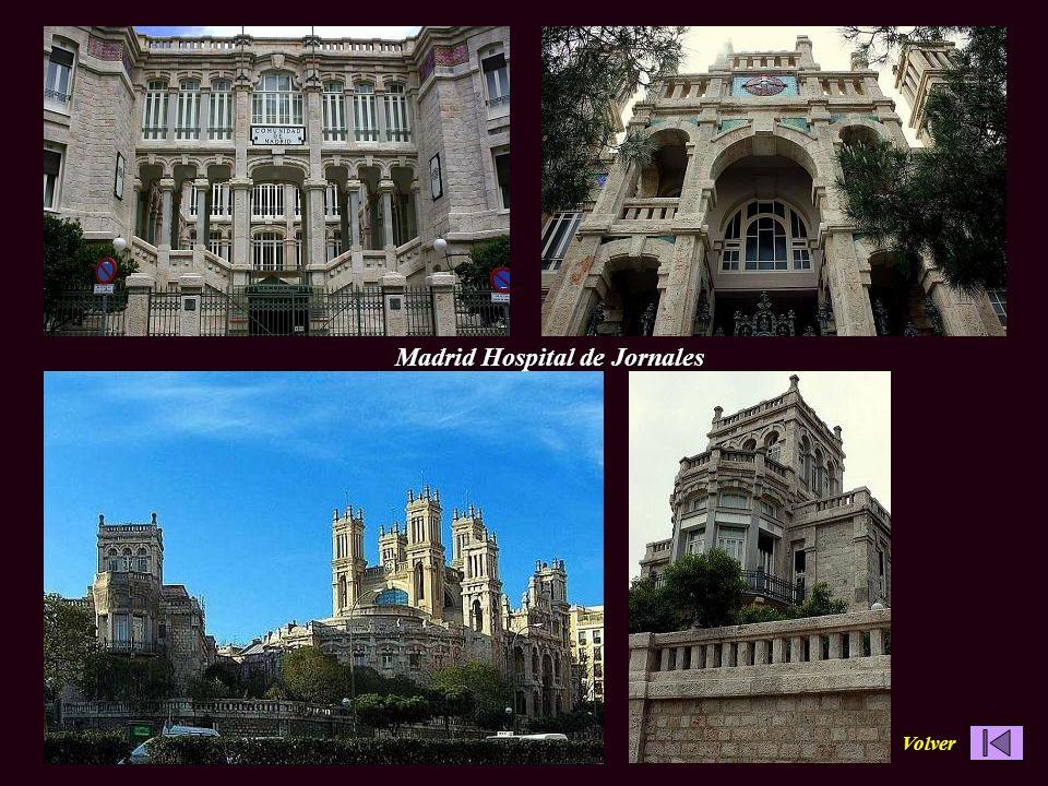 Madrid Hospital de Jornales Volver
