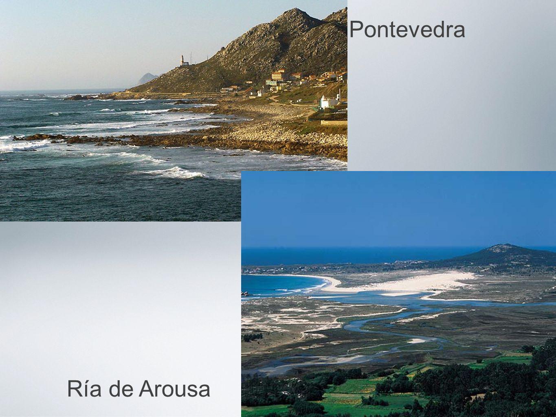 Pontevedra Ría de Arousa
