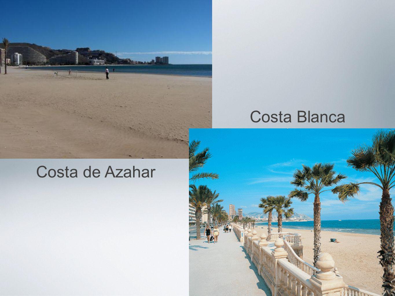 Costa Blanca Costa de Azahar