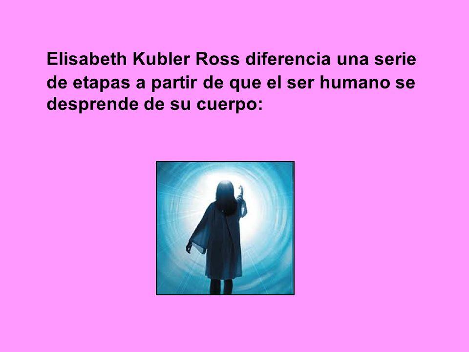 El mensaje que nos quería transmitir Elisabeth Kubler Ross es que la muerte no existe, al menos como la imaginamos nosotros.