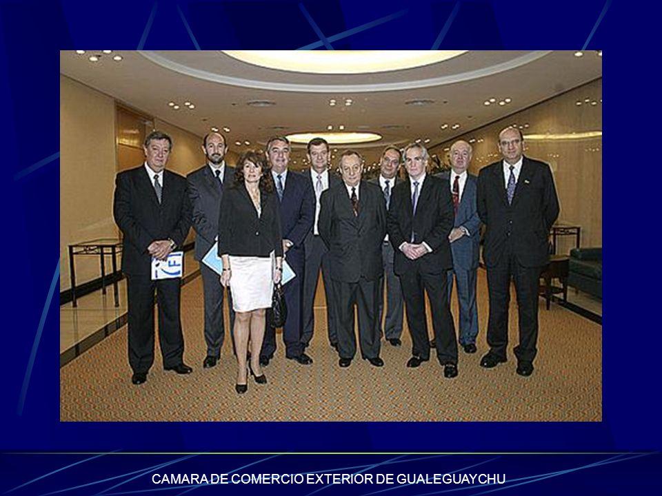 CAMARA DE COMERCIO EXTERIOR DE GUALEGUAYCHU