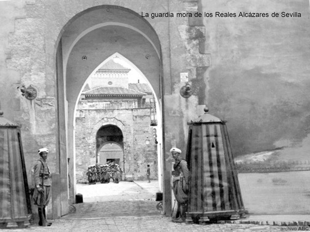 S.M. El Rey Alfonso XIII una vez más en Sevilla