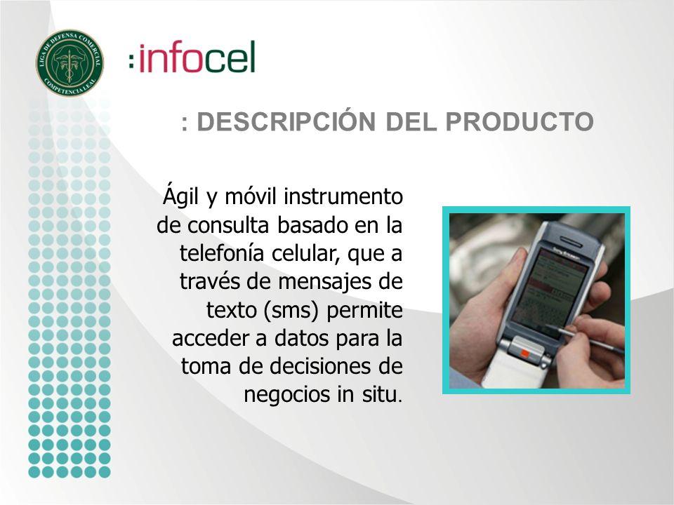 Liga de Defensa Comercial 24 de Mayo de 2007 Auditorio del Banco Central del Uruguay Servicios de Información empresarial a través de mensajes de texto (SMS) Expositor: A/S Marcos Dalla Rosa