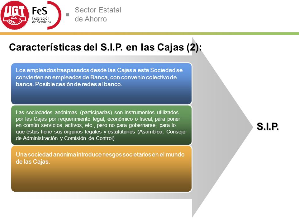 Sector Estatal de Ahorro S.I.P.