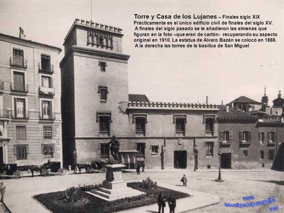 Algo de historia y curiosidades sobre nuestra ciudad Madrid