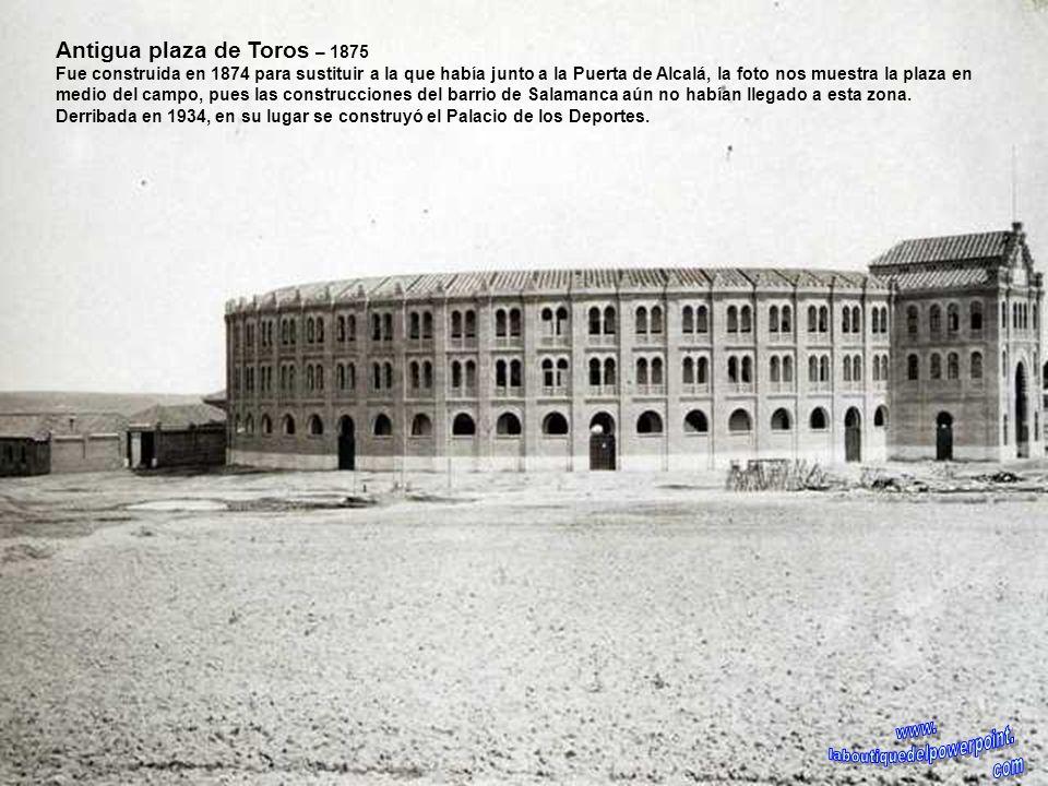 Edificio de la Equitativa – 1890 Hoy Banco Español de Crédito,