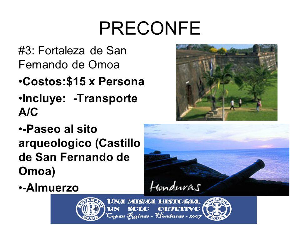 #4: Excursion-All Day: Complejo Palma Real Costo:$50 x Persona PRECONFE