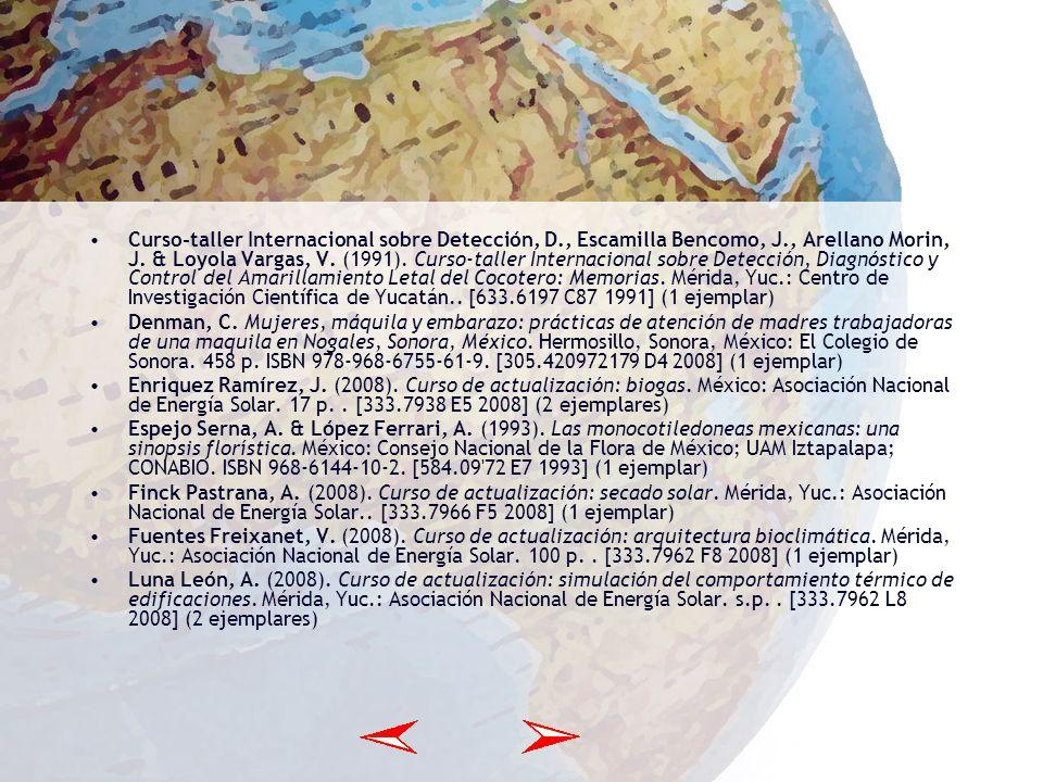 Engels, J. (ed.) & Visser, L. (ed.) Guía para el manejo eficaz de un banco de germoplasma. Rome, Italy: Biodiversity International. xiii, 192 p. ISBN