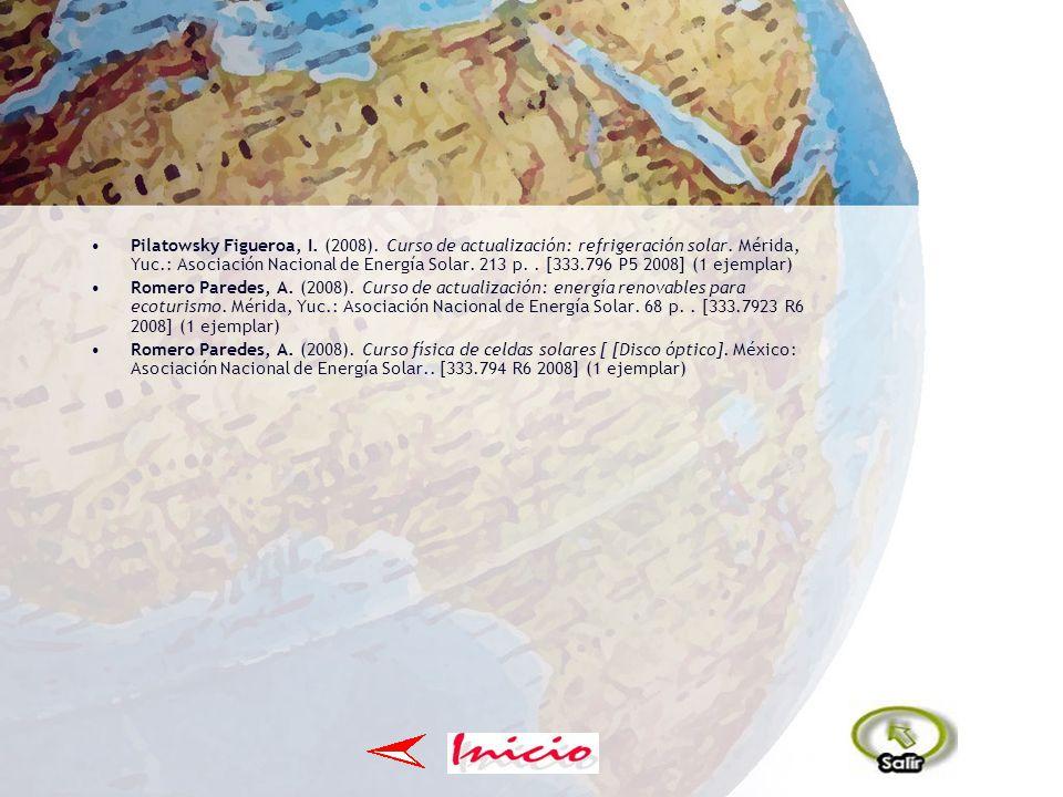 Curso-taller Internacional sobre Detección, D., Escamilla Bencomo, J., Arellano Morin, J. & Loyola Vargas, V. (1991). Curso-taller Internacional sobre
