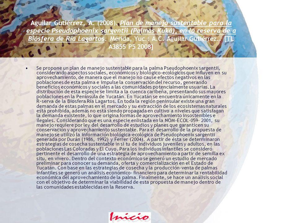Díaz Acevedo, H. (2008). Desarrollo de algas artificiales a partir de materiales poliméricos. Mérida, Yuc.: H.F. Díaz Acevedo.. [TL D539 D4 2008] (1 e