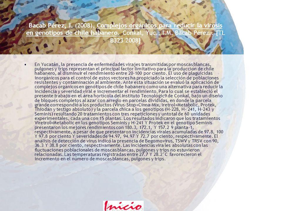 Aguilar Gutiérrez, A. (2008). Plan de manejo sustentable para la especie Pseudophoenix sargentii (Palmas Kuká), en la reserva de a Biósfera de Ría Lag