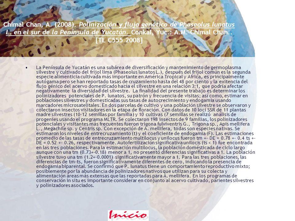 Cazal Padilla, M. (2008). Desarrollo y elaboración de una fórmula base con ciertas características para crear arrecifes artificiales. Mérida, Yuc.: M.