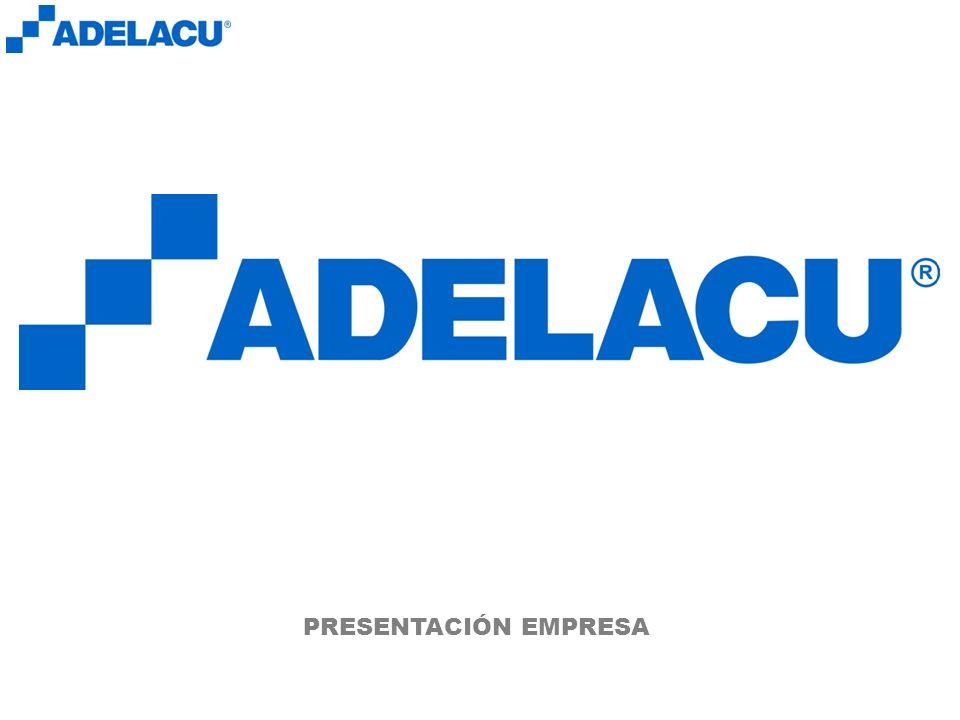 www.adelacu.com PRESENTACIÓN EMPRESA