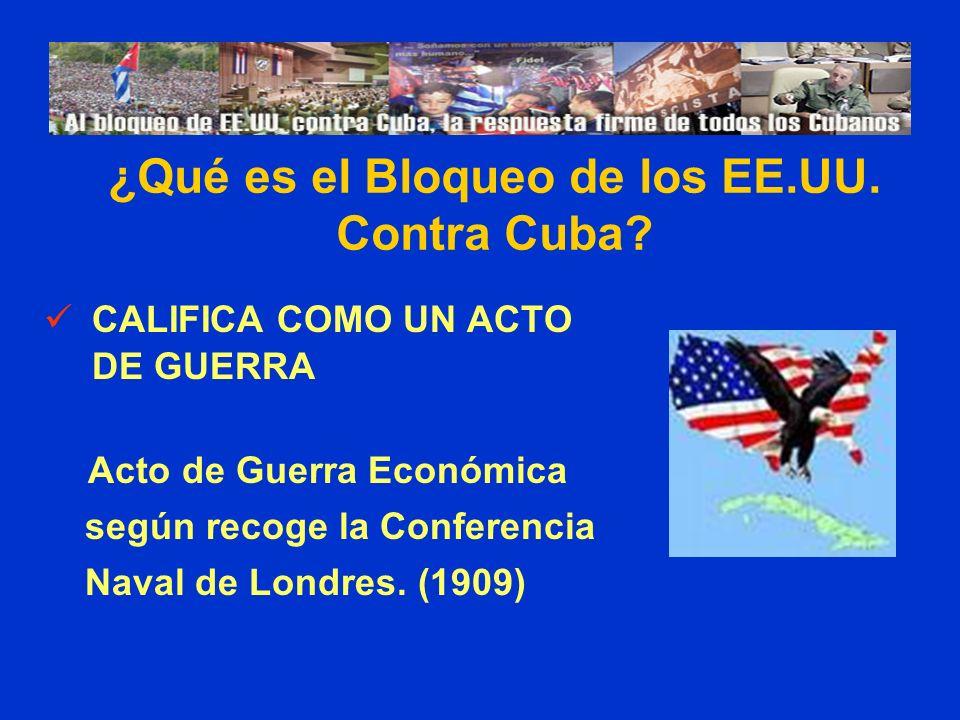 En 1991, Cuba presentó por primera vez en la ONU un proyecto de resolución que pedía poner fin al bloqueo.