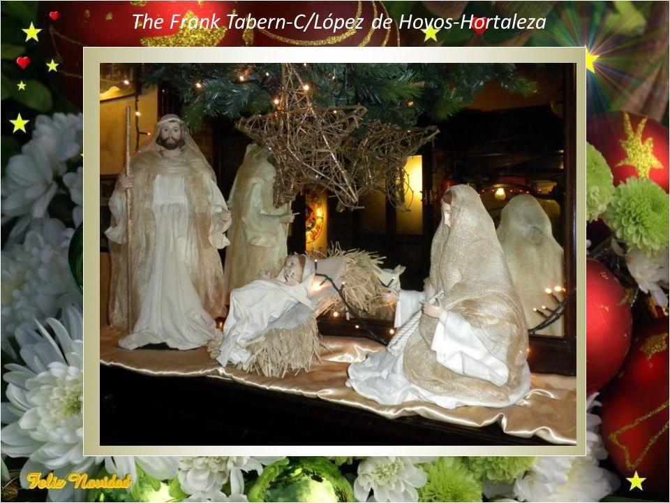 El Belén también llamado nacimiento, portal, pesebre, es la representación plástica de escenas de Natividad de Jesús de Nazaret, que se expone en las