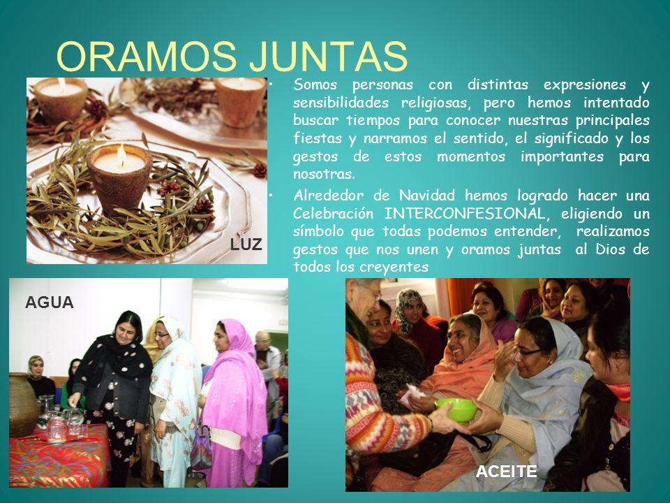 Participamos en los actos preparativos de una Peregrinación a La Meca.