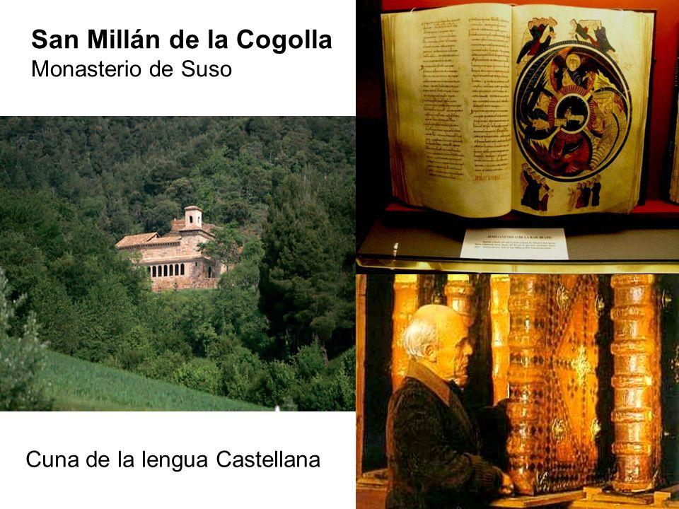 San Millán de la Cogolla Monasterio de Yuso