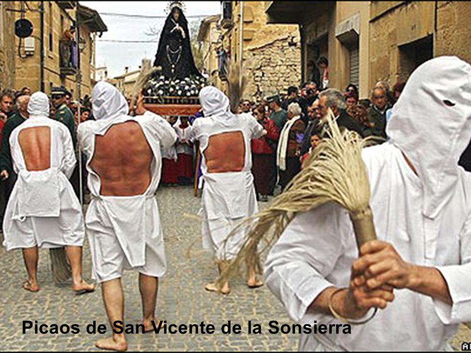 Danzantes de Anguiano