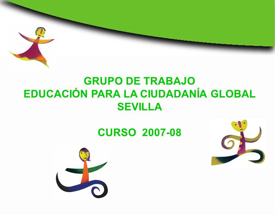 Surge tras el 1er.Seminario de Ciudadanía Global celebrado en Las Matas (Madrid).
