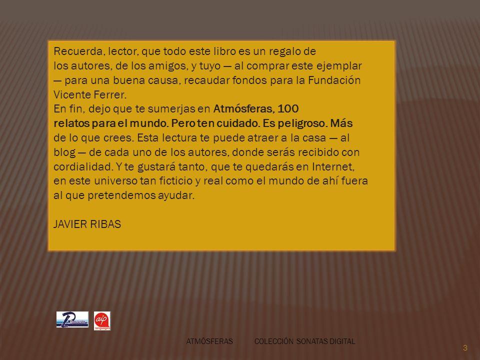 ATMÓSFERAS COLECCIÓN SONATAS DIGITAL 3