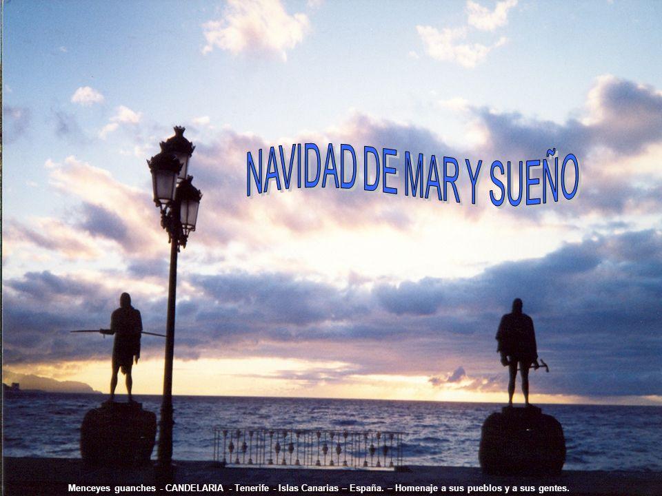 Menceyes guanches - CANDELARIA - Tenerife - Islas Canarias – España.