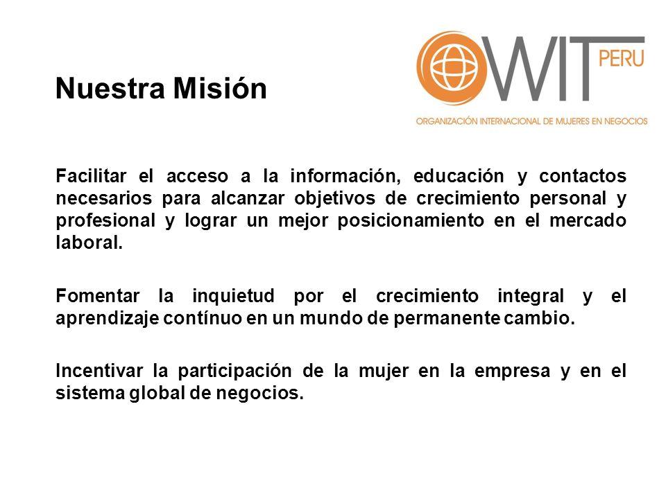 6.- Oportunidad de participar y/o liderar Comités de Gestión Interna y conducir los destinos de la organización.