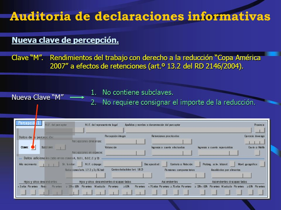 Cuadro-resumen sobre la forma y plazo de presentación.