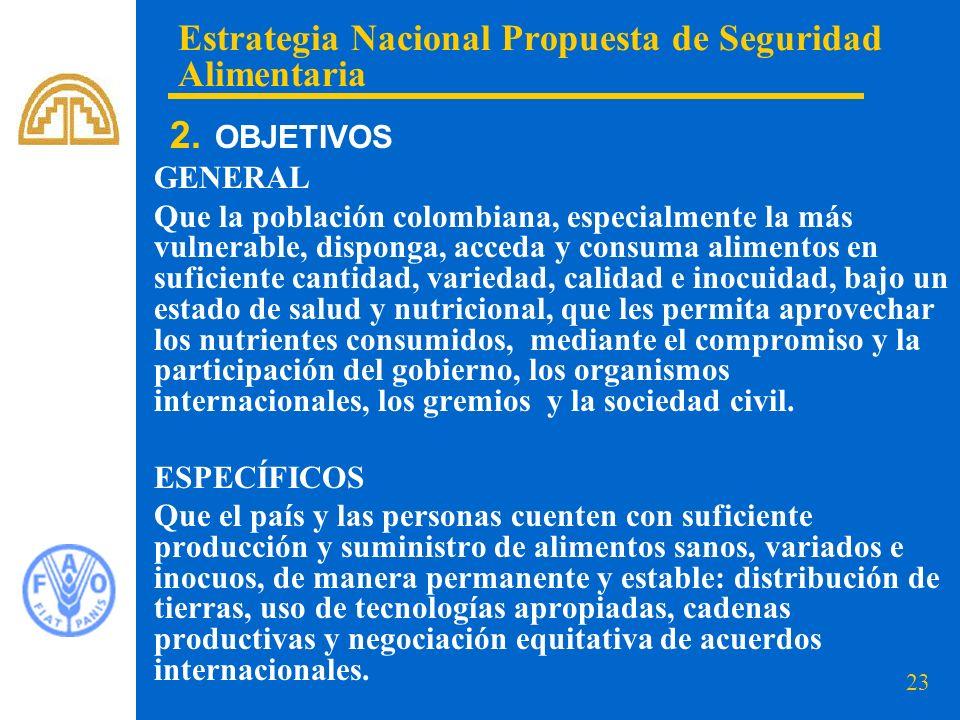 24 Que se mejoren los hábitos alimentarios de los colombianos y se promueva la lactancia materna: educación alimentaria, información.