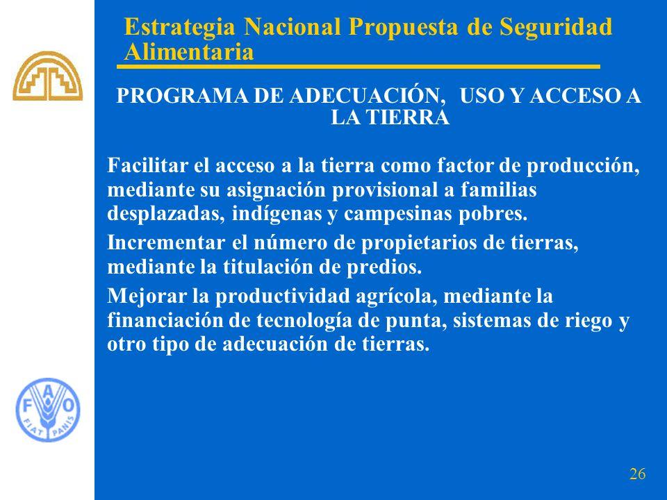 27 Mejorar las condiciones de vida de la población más pobre, mediante el acceso a vivienda con servicios básicos.